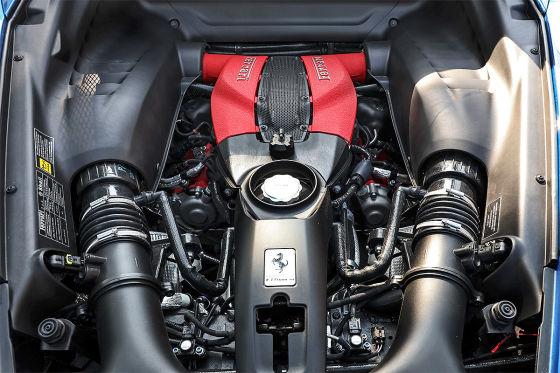 F8 Tributo: Dieser Turbo fährt wie ein Sauger