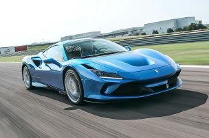 Ferrari F8 Tributo: Test