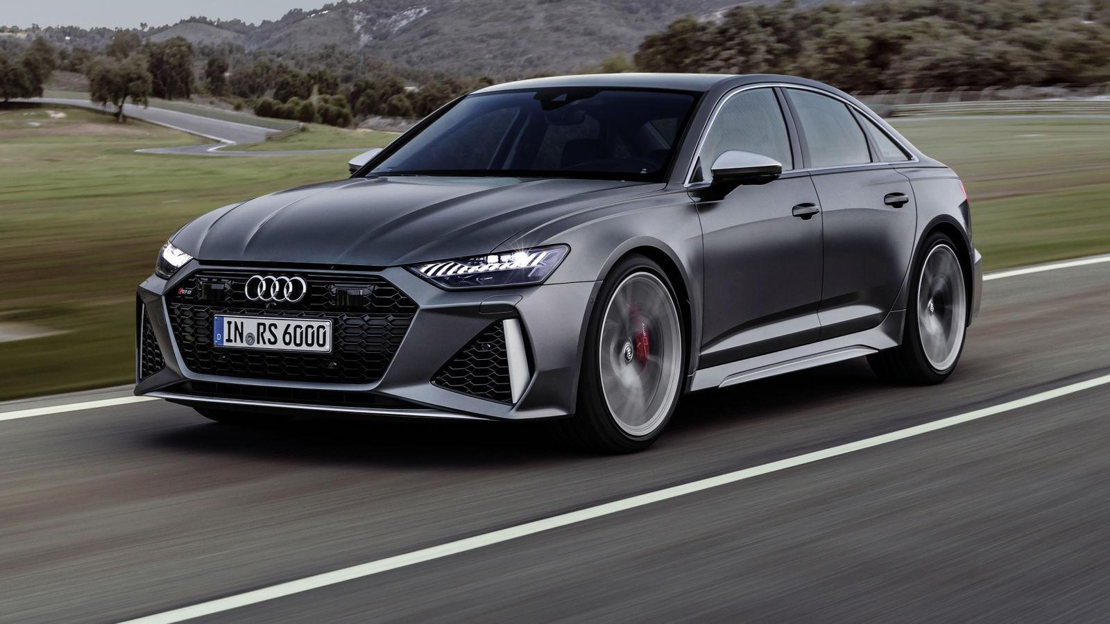 Audi RS 6 Limousine: Skizze - Design - Vorstellung - C8 ...