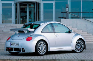 Klassiker des Tages: VW New Beetle RSi