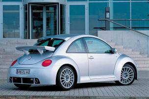 Klassiker des Tages: VW New Beetle RSi