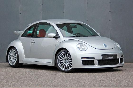 VW New Beetle RSi: Klassiker des Tages