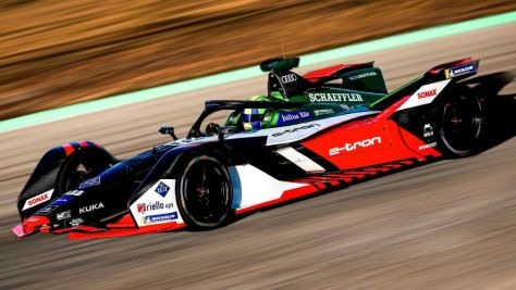Formel E: Audi zeigt neues Design