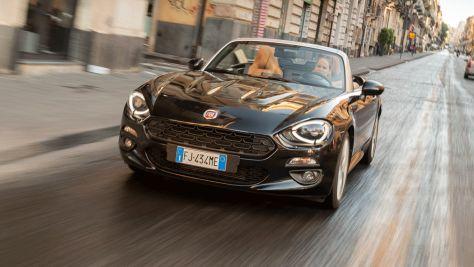 Mit Fiat und AUTO BILD auf Dolce Vita Tour