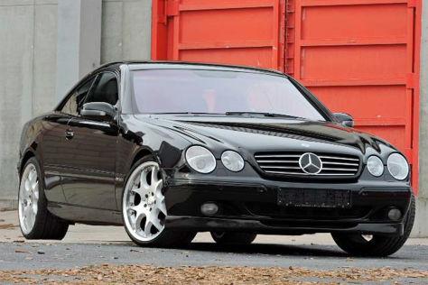 Mercedes CL 600 von Brabus mit V12