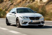 BMW M2: Mögliche Hybrid-Version