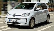 VW e-Up kommt jetzt 100 Kilometer weiter