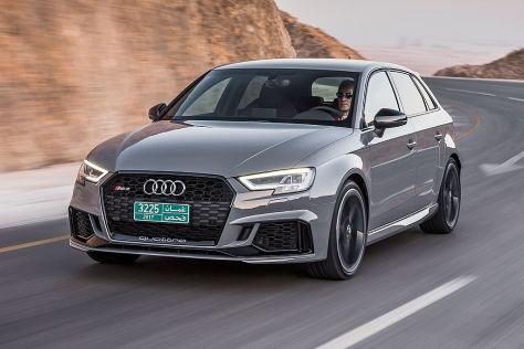 Audi RS 3 Sportback (2019): Leasing