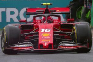 Leclerc Schnellster vor beiden McLaren