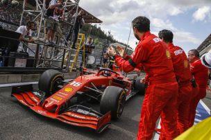Leclerc mit erstem Grand-Prix-Sieg