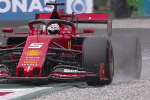 Vettel-Bestzeit vor dem Qualifying