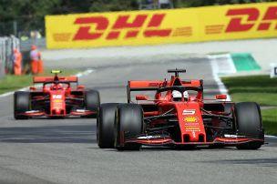 Vettel sauer auf Leclerc