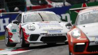 Porsche Supercup in Monza