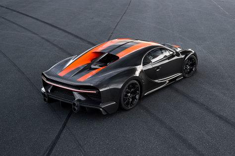 sale retailer 55ab7 bb08a Bugatti Chiron Super Sport 300+ (2019): Preis, PS, Stückzahl ...