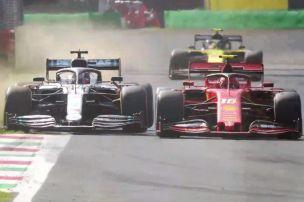 Leclerc zu hart oder noch fair?
