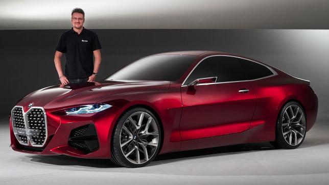 BMW Concept 4 (2020): Auto - Neuvorstellung - Studie ...