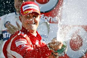 Die zwölf Ferrari-Heimsieger