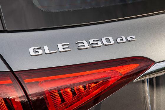 Neue Plug-in-Hybride für Mercedes-SUVs