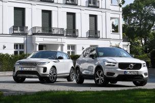 Zwei Edel-SUVs im Vergleich