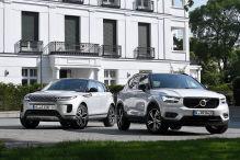 Range Rover Evoque, Volvo XC40: Test, Motor, Preis
