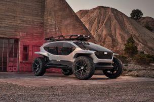 Audi AI:Trail Concept (2019)