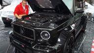 """Brabus G 900 V12 """"One of Ten"""": Vorstellung und Eindruck"""