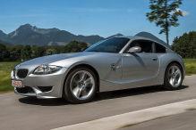 Gebrauchtwagen-Test: BMW Z4 M Coupé