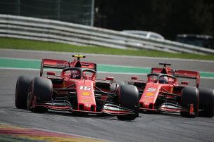 Verzweifelt Vettel an Leclerc?