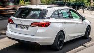 Opel Astra Sports Tourer 1.5 Diesel: Test
