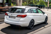 Opel Astra Sports Tourer 1.5 Diesel: Test