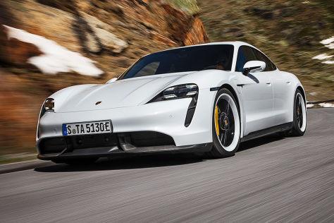 Porsche Taycan (2019): 7 Dinge die den E-Porsche besonders machen