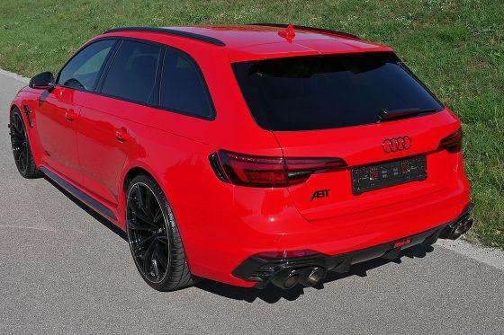 Audi RS4-R Avant 2.9 TFSI Quattro von Abt