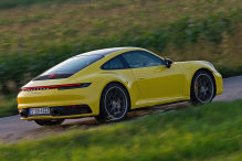 Porsche 911 Carrera: Test