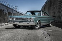 Faszination: Mopar 1967 Plymouth II Hellvedere