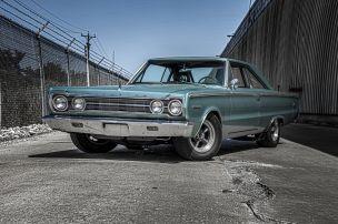 Mopar Plymouth Hellvedere: Test