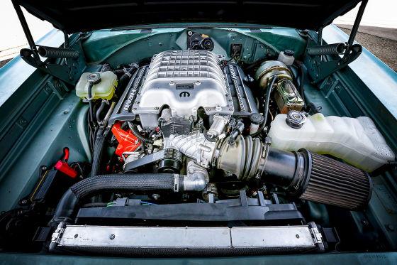 Mopar 1967 Plymouth II Hellvedere: Test