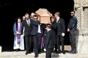 Bewegende Trauerfeier für Hubert