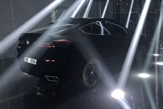 Raumfahrttechnik für den BMW X6