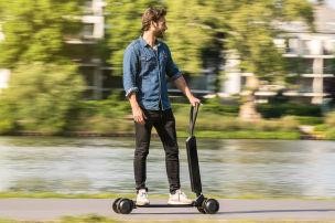 Audis E-Scooter kommt 2020
