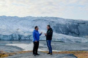 Erstes Extrem-Rennen in Gr�nland