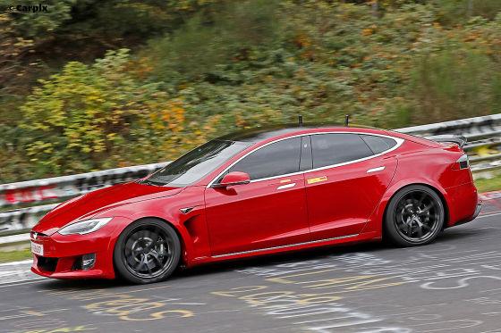 Tesla startet einen neuen Rekordversuch