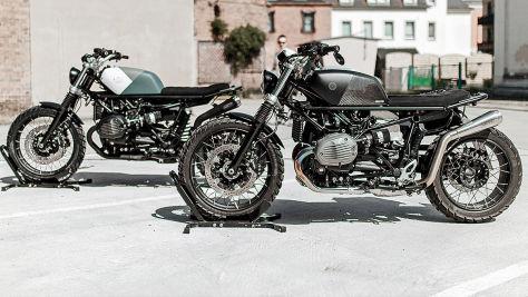 BMW R niteT: Motokit von Hookie