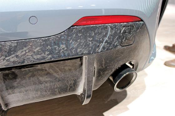 Forged Carbon jetzt auch bei BMW