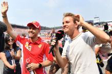 Rosberg redet Vettel stark