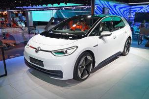 IAA 2019: neue Elektroautos