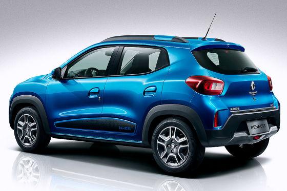 Gerüchte um billigen Elektro-Renault