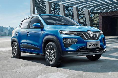 Renault Elektroauto für unter 10.000 Euro