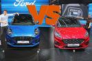 Ford Puma vs Ford Kuga Aufmacher