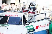 DTM: Zweiter Titel nach 2017