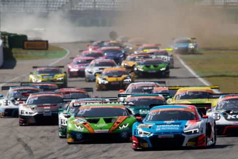 GT Masters: Abbruch & Disqualifikation